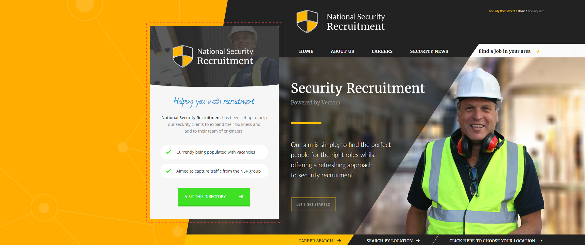 Specialist Security Marketing